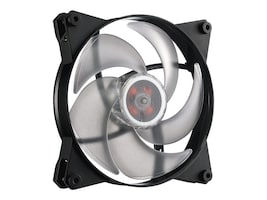 Cooler Master MasterFan Pro 140 Air Pressure RGB 3 in 1 with RGB LED Controller, MFY-P4DC-153PC-R1, 34941087, Cooling Systems/Fans