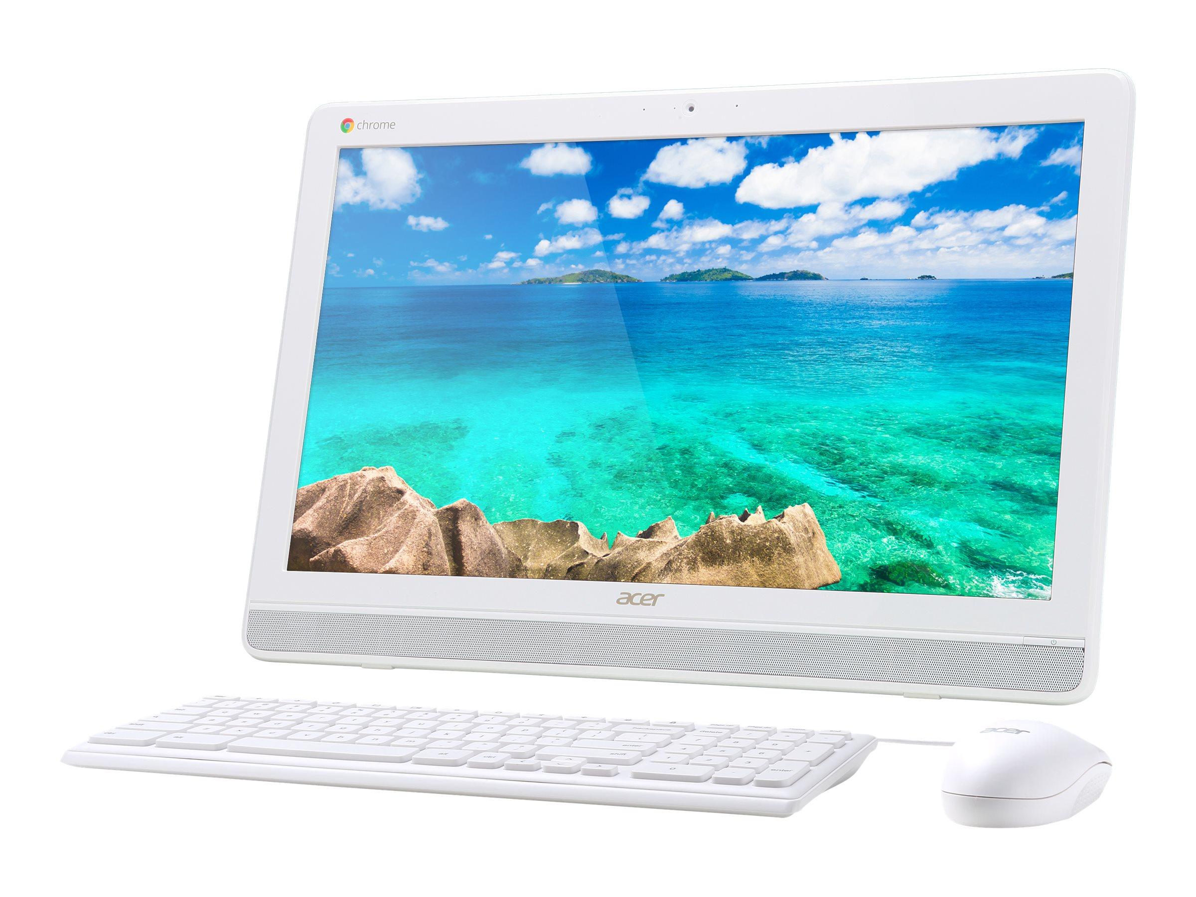 Acer Chromebase DC221HQ CWMIRCZ AIO Tegra K1 QC 2.1GHz 4GB 16GB SSD ac BT WC 21.5 ChromeOS, UM.WD1AA.C01, 30890171, Desktops - All-in-One