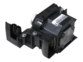 Ereplacements Projector Lamp with Housing for Epson PowerLite 82C, ELPLP34-OEM, 33408168, Projector Lamps