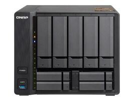 Qnap TS-963X 2GB SATA 5+4-Bay RAID 50 60 10GbE NAS, TS-963X-2G-US, 35652800, Network Attached Storage