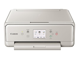 Canon PIXMA TS6020 Wireless Inkjet All-In-One Printer - Gray, 1368C042, 33535941, MultiFunction - Ink-Jet