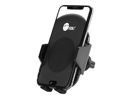Siig Auto Clamp Wrless Car Chr Mnt, AC-PW1M11-S1, 36287517, Battery Chargers
