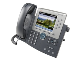 Cisco Unified IP Phone 7965G SCCP, SIP VoIP, CP-7965G=, 8165475, VoIP Phones