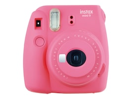 Fujifilm Mini 9 Camera, Flamingo Pink, 16550631, 33763127, Cameras - Digital