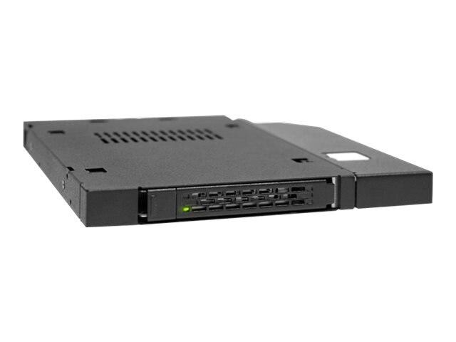 Icy Dock ToughArmor 2.5 SATA SAS Rack, MB411SPO-B, 31028751, Drive Mounting Hardware