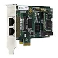 Dual Span Digital T1 E1 J1 PRI PCI-Express x1 Card, 1TE235BF, 21728316, VoIP Accessories