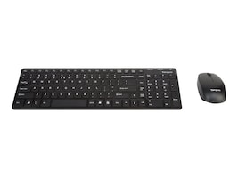 Targus Wireless Mouse And Keyboard Combo, AKM15USZ, 33609859, Keyboard/Mouse Combinations