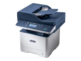 Xerox WorkCentre 3345 DNI Monochrome Multifunction Printer, Instant Rebate - Save $50, 3345/DNI, 32627019, MultiFunction - Laser (monochrome)