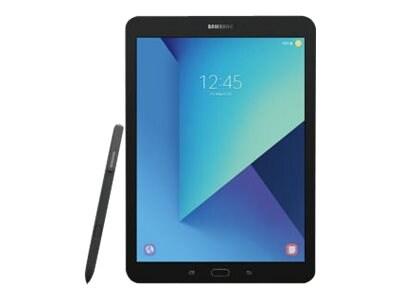 Samsung Galaxy Tab S3 Adreno 530 1.6GHz 4GB 32GB ac BT VZW 2xWC SPen 9.7 QXGA MT Android 7.0 Black, SM-T827VZKAVZW, 34472014, Tablets