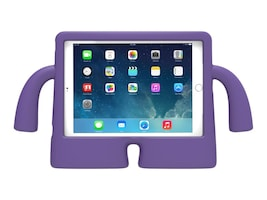 Speck iGuy iPad Case, Grape Purple, SPK-A3356, 19745213, Carrying Cases - Tablets & eReaders