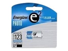 Energizer Photo Battery, Lithium e2 3V, EL123APBP, 11767291, Batteries - Camera