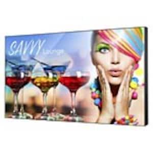 Open Box ViewSonic 55 CDX5552 Full HD LED-LCD Display, Black, CDX5552, 35819542, Monitors - Large Format