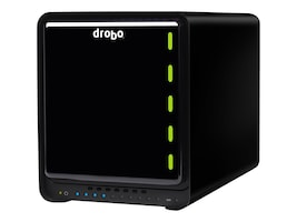Drobo DRDS5A21 Main Image from Right-angle
