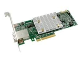 Adaptec 8-Port SMARTRAID 3154-8E 12GBPS Gen 3 SAS SATA Adapter, 2290800-R, 34786515, RAID Controllers