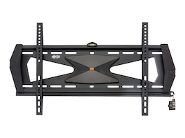 Tripp Lite Heavy-Duty Fixed Security Wall Mount for 37 to 80 TVs and Monitors, Flat or Curved Screens, DWFSC3780MUL, 35183409, Stands & Mounts - Digital Signage & TVs