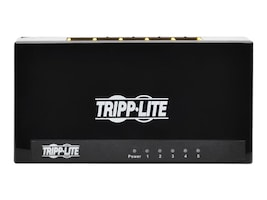 Tripp Lite Desktop Mount Unmanaged Switch 5xGbE External power adapter, NG5P, 32434381, Network Switches