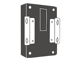 Qnap Wall Mount Bracket for IS-400 Pro, MB-WALL01, 18519126, Mounting Hardware - Miscellaneous