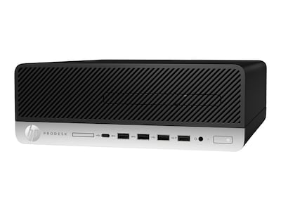 HP ProDesk 600 G3 3.4GHz Core i5 8GB RAM 256GB hard drive, 1FY43UT#ABA, 33652591, Desktops