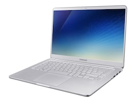 Samsung Notebook 9 Pro Core i7-8550U 1.8GHz 16GB 256GB SSD ac BT WC MX150 15 FHD W10H, NP900X5T-X01US, 35173737, Notebooks