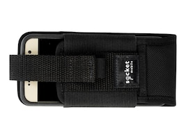 Socket Mobile DuraCase Holster Bag w  Rotating Belt Clip, AC4145-1903, 35855463, Carrying Cases - Other