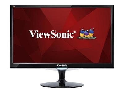 ViewSonic 23.6 VX2452MH Full HD LED-LCD Monitor, Black, VX2452MH, 16186604, Monitors