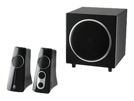 Logitech Z523 2.1 Omnidirectional Speakers, 980-000319, 9980279, Speakers - PC