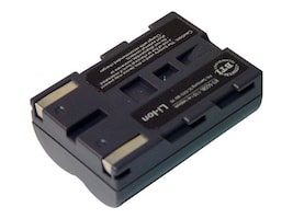 BTI Battery, Lithium-Ion, 7.4 Volts, 1400mAh, for Camcorder, BTI-SGSBL-110B, 10253001, Batteries - Camera