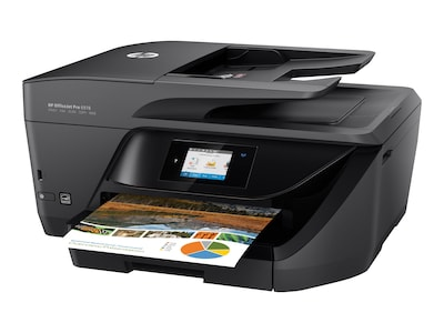 HP OfficeJet Pro 6978 All-in-One Printer, T0F29A#B1H, 32110642, MultiFunction - Ink-Jet