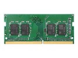 Synology 4GB PC4-17000 260-pin DDR4 SDRAM SODIMM, D4NS2133-4G, 35671306, Memory