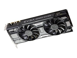 eVGA GeForce GTX 1070 PCIe 3.0 x16 Superclocked Graphics Card, 8GB GDDR5, 08G-P4-5173-KR, 32587432, Graphics/Video Accelerators
