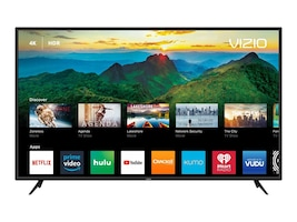 Vizio 65 D-Series 4K Ultra HD LED-LCD Smart TV, D65-F1, 35132927, Televisions - Consumer
