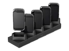 Panasonic 5-Bay Desktop Ethernet I O and Charging Cradle for FZ-T1, FZ-VEH5T1AAM, 35934241, Charging Stations
