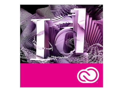 Adobe Corp. VIP InDesign CC for enterprise MultiPlat              Level 14 12 Month, 65291026BA14A12, 37929518, Software - Desktop Publishing