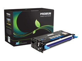 Cyan 3130 High Yield Toner Cartridge for Dell, MSE027010116, 34834530, Toner and Imaging Components