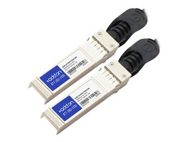 ACP-EP Intel Compatible 10GBase-CU SFP+ Transceiver Dual-OEM Twinax DAC Cable, 5m, ADD-SCISIN-PDAC5M, 16896892, Cables