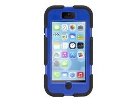 Griffin Survivor Case for iPhone 5C, Black Blue, GB38143-2, 18403262, Carrying Cases - Phones/PDAs