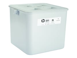 HP 841 PageWide XL Cleaning Container, F9J47A, 31447892, Printer Accessories