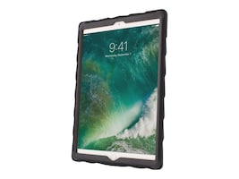 Gumdrop DROPTECH CLEAR IPAD PRO 10.5   CASECASE, DTC-IPADPRO105-BLK_SMK, 37532553, Carrying Cases - Tablets & eReaders