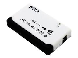 Axiom All-in-One Flash Reader, ALLN1RDR-AX, 7701441, PC Card/Flash Memory Readers