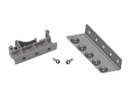 Multitech DIN Rail Mounting Kit, Flange Mount, Rig, DIN-FLANGE-RA-10PACK, 35643524, Rack Mount Accessories