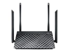 Asus RT-N600 4-Port FE Dual-Band 2x2 N600 WiFi Router, RT-N600, 31453993, Wireless Routers