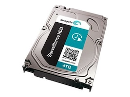 Seagate Technology ST4000VX002 Main Image from Left-angle