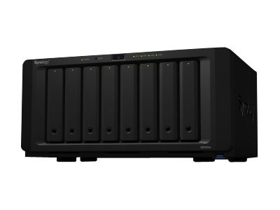 Synology DiskStation DS1819+ Scalable 8-bay NAS, DS1819+, 36408753, Network Attached Storage