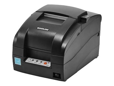 Bixolon SRP-275III Serial USB Ethernet Printer - Black, SRP-275IIICOESG, 32989191, Printers - POS Receipt
