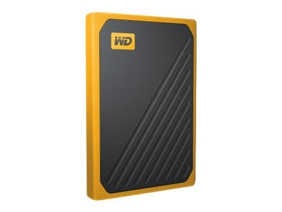 SanDisk 1TB My Passport USB 3.0 External Solid State Drive - Black Yellow, WDBMCG0010BYT-WESN, 37130474, Solid State Drives - External