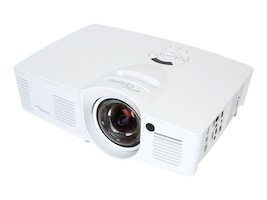 Optoma GT1080DARBEE 1080p 3D DLP Projector, 3000 Lumens, White, GT1080DARBEE, 33942512, Projectors