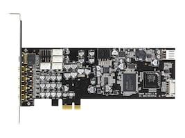 Asus Xonar DX PCI Express 7.1 Audio Card, XONAR DX, 8533531, Sound Cards