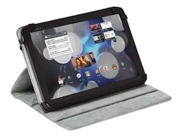 Targus Truss Leather Case and Stand for Motorola Xoom, THZ06902US, 12838564, Carrying Cases - Tablets & eReaders
