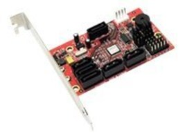 Addonics 5-port HPM-XA System Version Controller, AD5HPMSXA, 10449776, Controller Cards & I/O Boards
