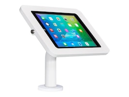 Joy Factory Elevate II Wall and Countertop Mount Kiosk for iPad 9.7, Air, White, KAA103W, 33968940, Stands & Mounts - AV